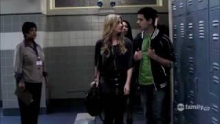 Hanna/Lucas - Pretty Little Liars 1x09 Scenes