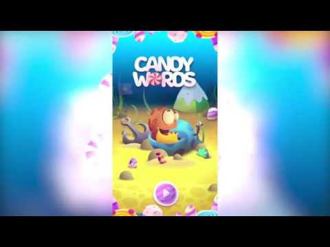 Candy Words Game - Mobile Word Puzzle