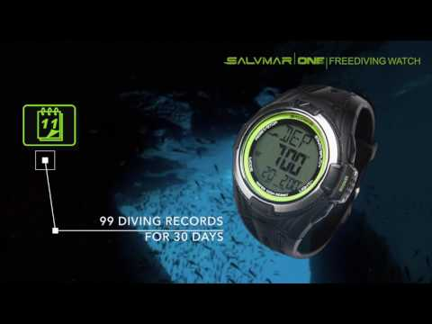 Salvimar One Freediving Watch