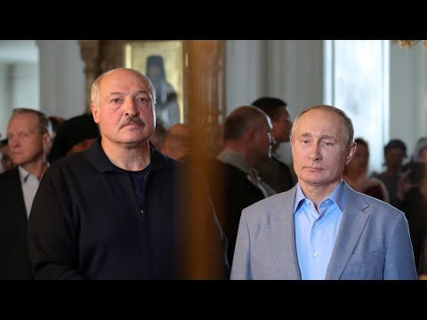 Лукашенко страшнее коронавируса?