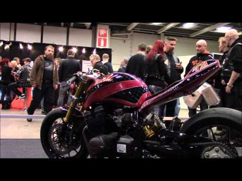 MP15 Motorcycle Fair Helsinki 2015