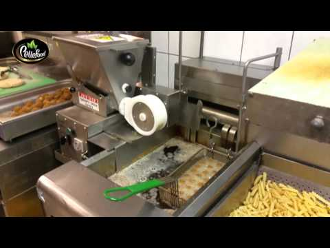 Falafel'z BM60 falafel machine