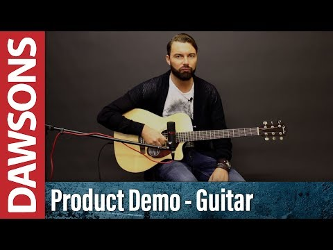 Fender CD-140SCE Electro Acoustic Guitar Review