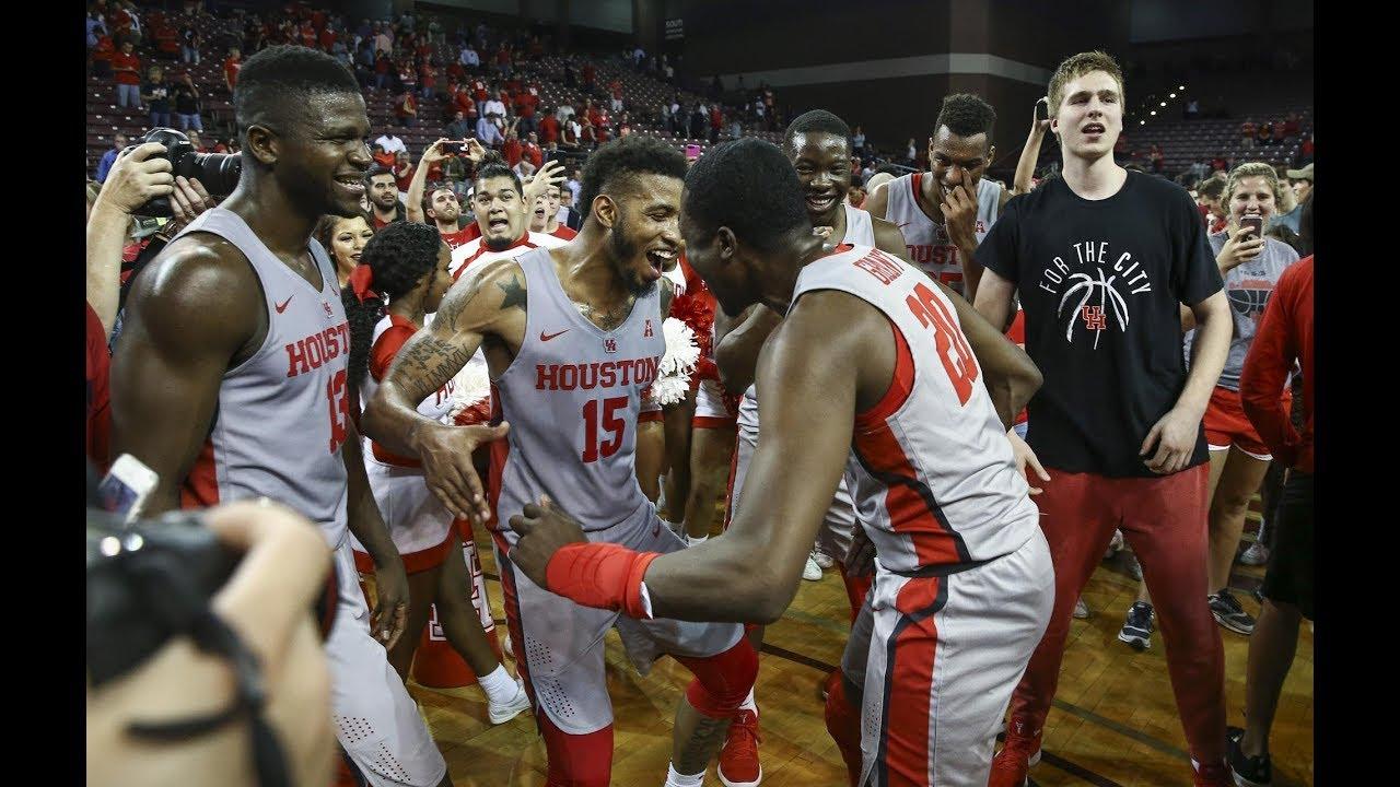 Men's Basketball Highlights – Houston 67, #5 Cincinnati 62