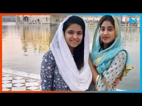 Janhvi Kapoor visits Golden temple, tastes Punjabi loaded lassi Mp3