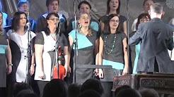 Koncert K dur, Cimbal Classic a Hana Ulrychová. Pěvecký sbor K dur.