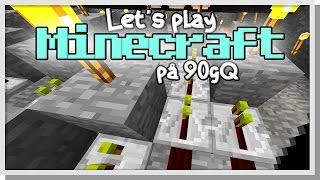 LP Minecraft på 90gQ #22 - Alpha Diamanter!