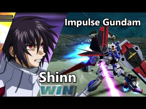 Gundam Vs. Gundam NEXT PLUS: Impulse Gundam - Arcade Mission E