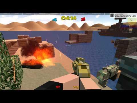 пиксельная война 5