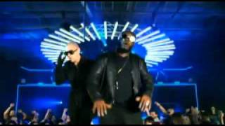 Pitbull feat. T-Pain - Hey Baby (Drop It To The Floor) (Official Video Clip)