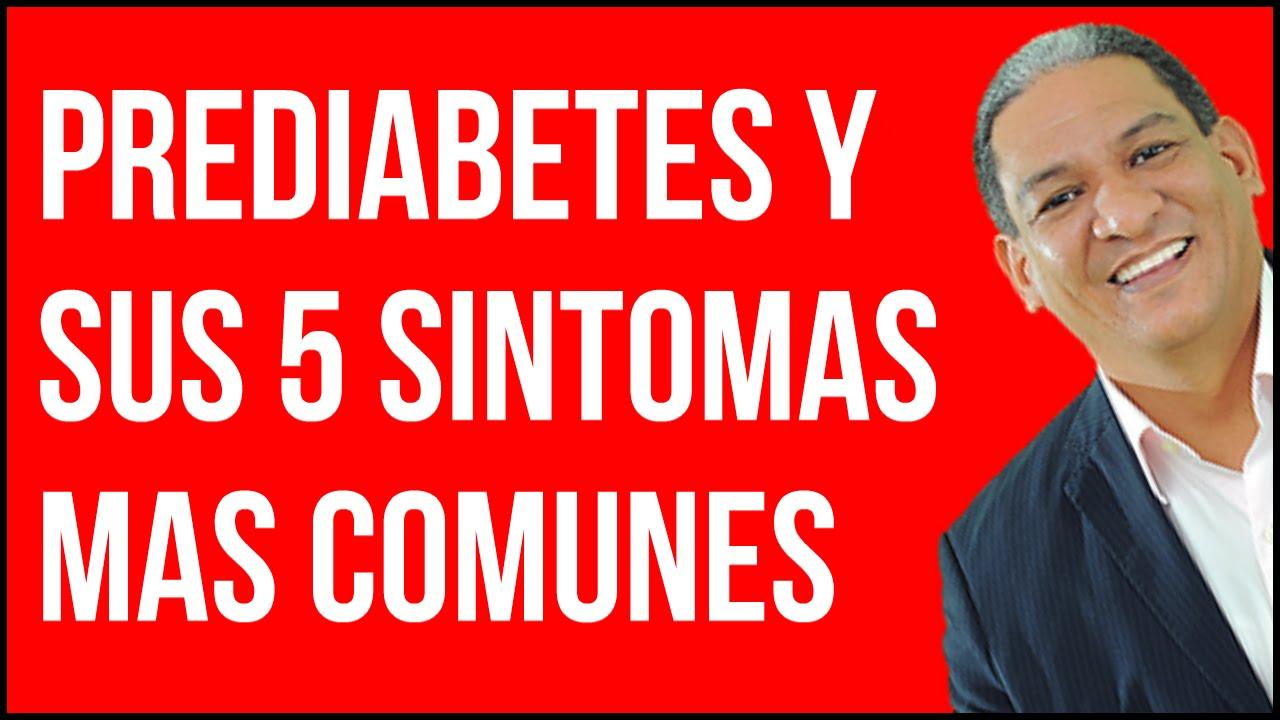 Que es la Prediabetes y sus 5 Sintomas para Detectarla