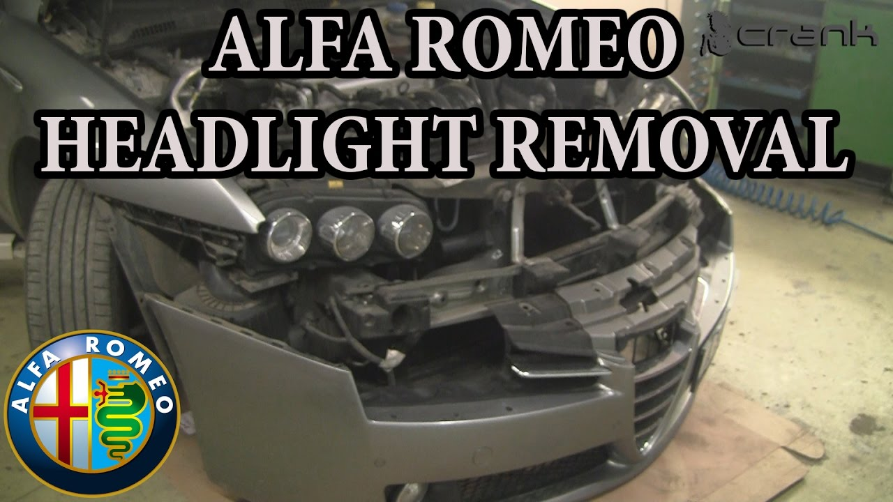 alfa romeo fog light wiring diagram [ 1280 x 720 Pixel ]