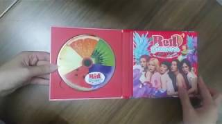 "Red Velvet summer mini album ""The Red Summer"" 3copies unboxing"