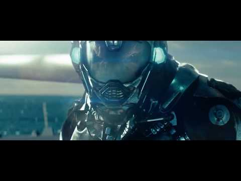 Battleship 2012 Humans vs alien fight  720p