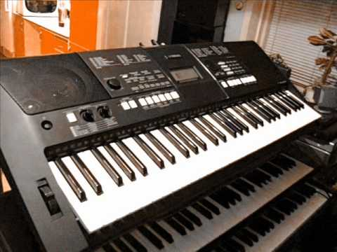demosound yamaha psr e423 hammond b4ii and fender. Black Bedroom Furniture Sets. Home Design Ideas