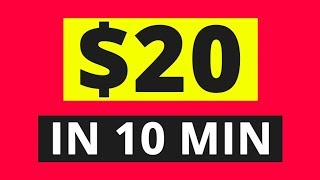 Earn $20 In 10 Minute - Fast Paypal Money