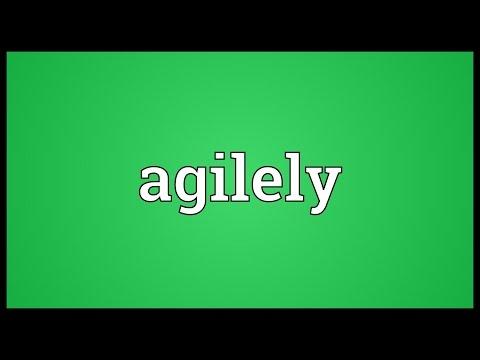 Header of agilely