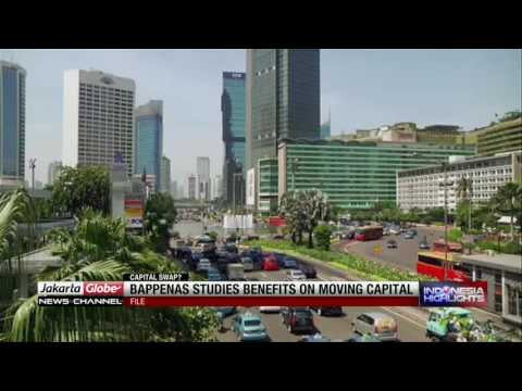 Bappenas Studies Benefits On Moving The Capital From Jakarta