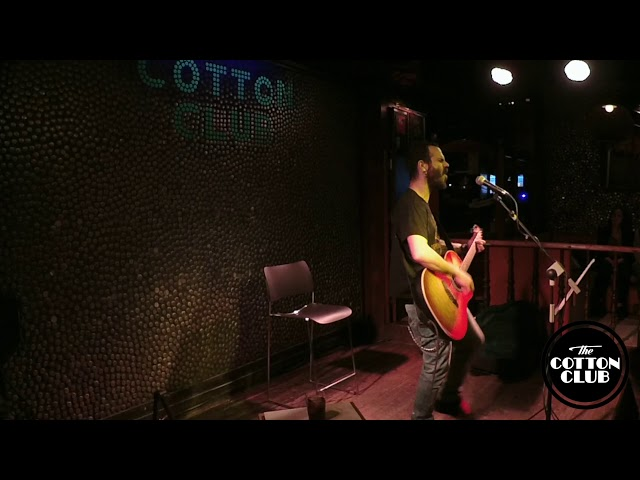 Ferran Exceso en directo en Cotton Club Bilbao  Otra canción desesperada