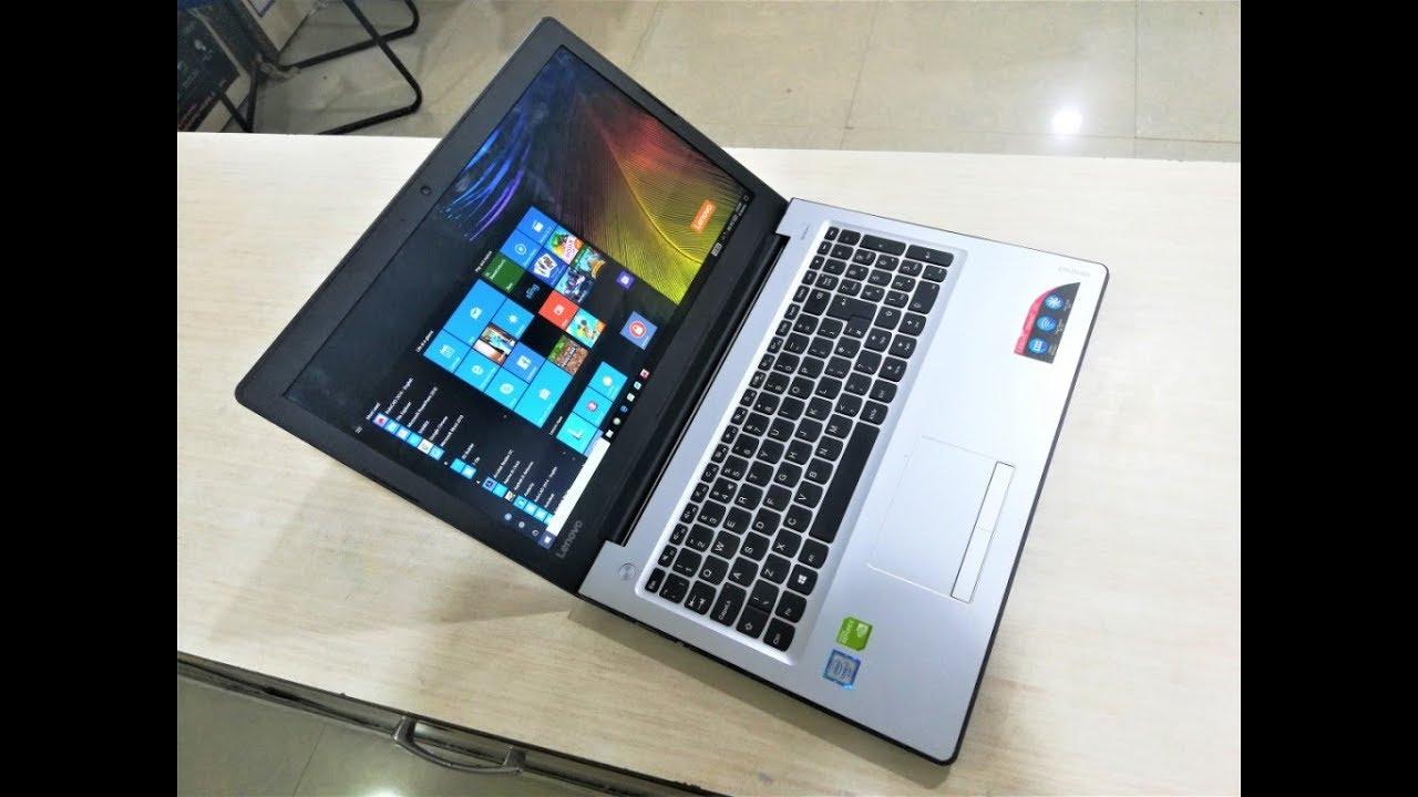 Lenovo Ideapad 310 Laptop (i7/1TB/8GB/2GB) Review & Hands On
