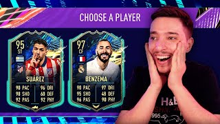 BENZEMA TOTS SI SUAREZ TOTS FAC UN DUO PERFECT IN ATAC LA DRAFT !!! FIFA 21 ROMANIA !!!