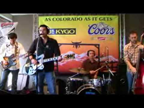 KYGO Presents The Railbenders Live in the KYGO Coors Concert Studio on May 28, 2008