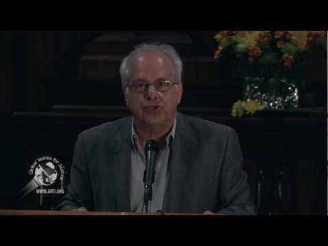 "Richard Wolff: ""Worker Cooperatives: Movements for Social Change and Personal Empowerment"" - 1 of 2"