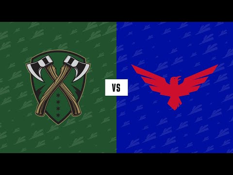 Knockout B | Chicago Huntsmen vs London Royal Ravens | Chicago Huntsmen Home Series | Day 2