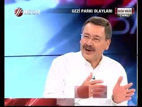 Melih Gökçek, SOROS UN Türkiye Şemasını Açıkladı