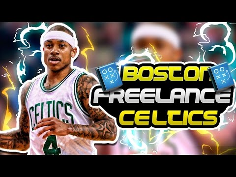 NBA 2K17 TIPS: HOW TO WIN ONLINE & WIN: BEST SCORING TRICKS: CELTICS FREELANCE TIPS : 2K17 TUTORIALS