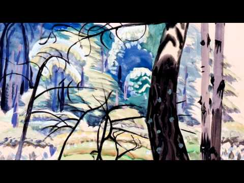 Charles Burchfield: An American Painter And Visionary Artist