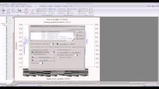 анализ временных рядов автокорреляции, сезонное сглаживание