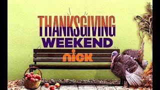 Nickelodeon HD US Thanksgiving Advert 2018