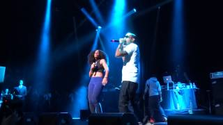 Ludacris & Kelly Rowland-Representin Live @ Club Nokia