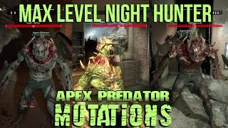 Dying Light - Be the Zombie - Stage 3 Mutation Night Hunter Gameplay