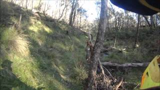 Dope Track claims another victim / 250R Freeride test ride