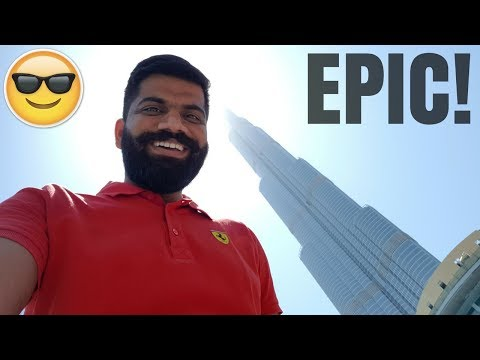 BURJ KHALIFA In-depth 🔥👍