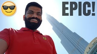 BURJ KHALIFA In-depth 🔥�