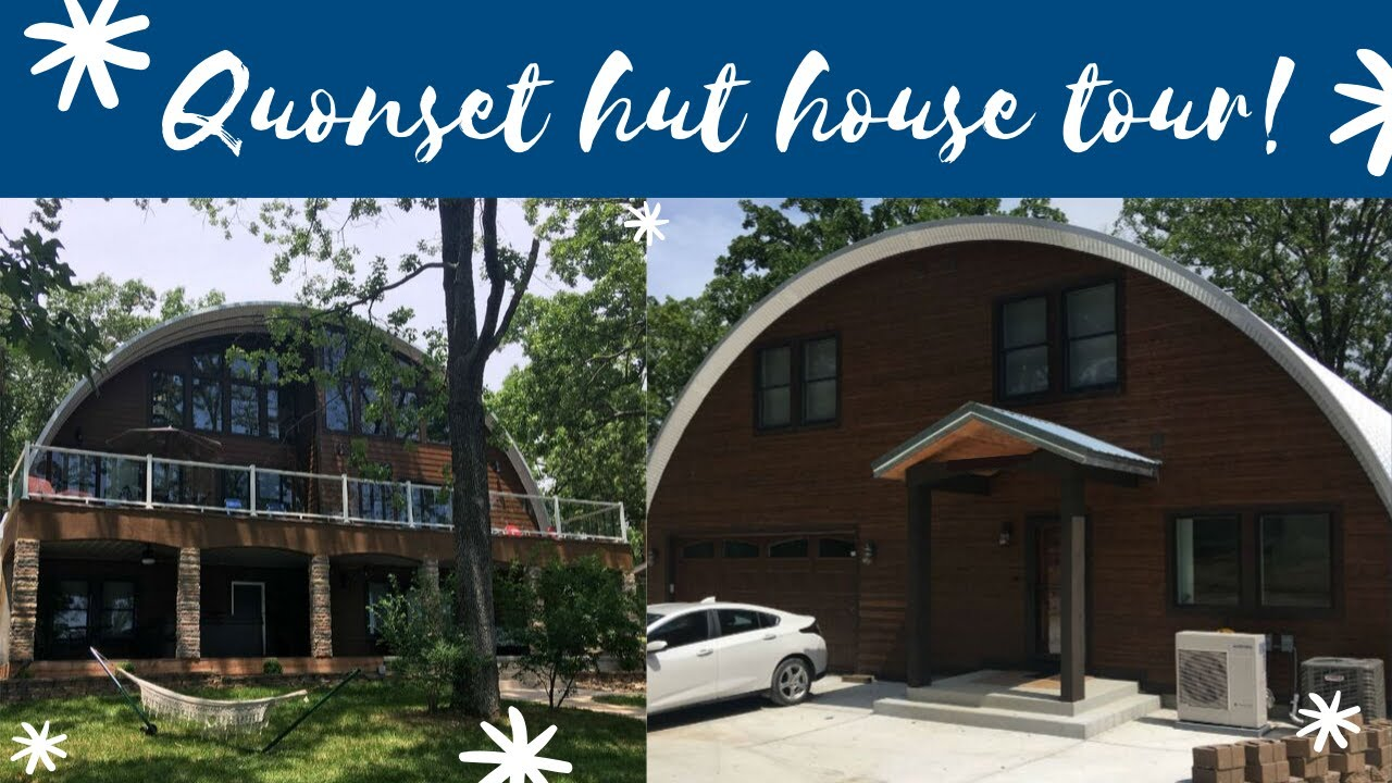 The Ultimate Quonset Hut Home Tour Steelmaster Buildings