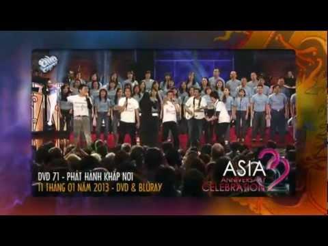 «FIRST LOOK - ASIA 71» Triệu Con Tim - Hợp Ca Asia, Ca Đoàn Ngàn Khơi