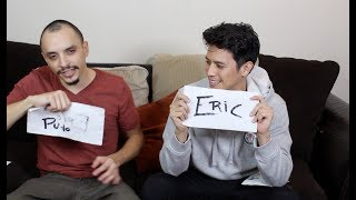 Most likely to (Me and Alex Go in on Each Other!)