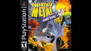 Twisted Metal: Small Brawl - All Character Endings! (PSX)