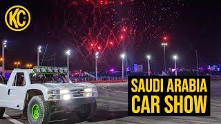 Saudi Arabia Car Show | KC Visits Riyadh for the Global Auto Salon