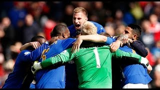 Leicester City FC: The Relegation Fightback (2015)