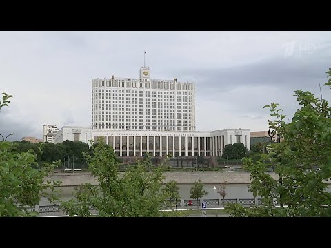 Правительство представит президенту план восстановления экономики после ограничительных мер.