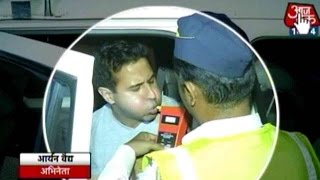 Mumbai Celebrity involved In A Spat With Police