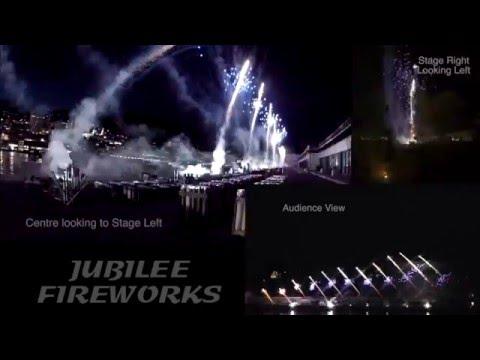 Jubilee Fireworks 3 Camera Comparison Monaco 2014