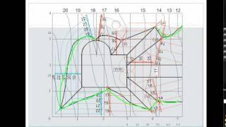 [Инженерная графика] Граница земляных работ(В видео описаны теоретические основы проекций с числовыми отметками. Даны рекомендации по определению..., 2016-01-15T14:31:11.000Z)