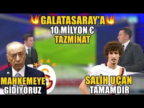 Galatasaray Mahkemeye Başvuruyor !! Şimdi Yandılar !! l Salih Uçan Tamamdır !! l GÜNDEM