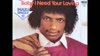 BABY I NEED YOUR LOVE EXTENDED CARL CARLTON